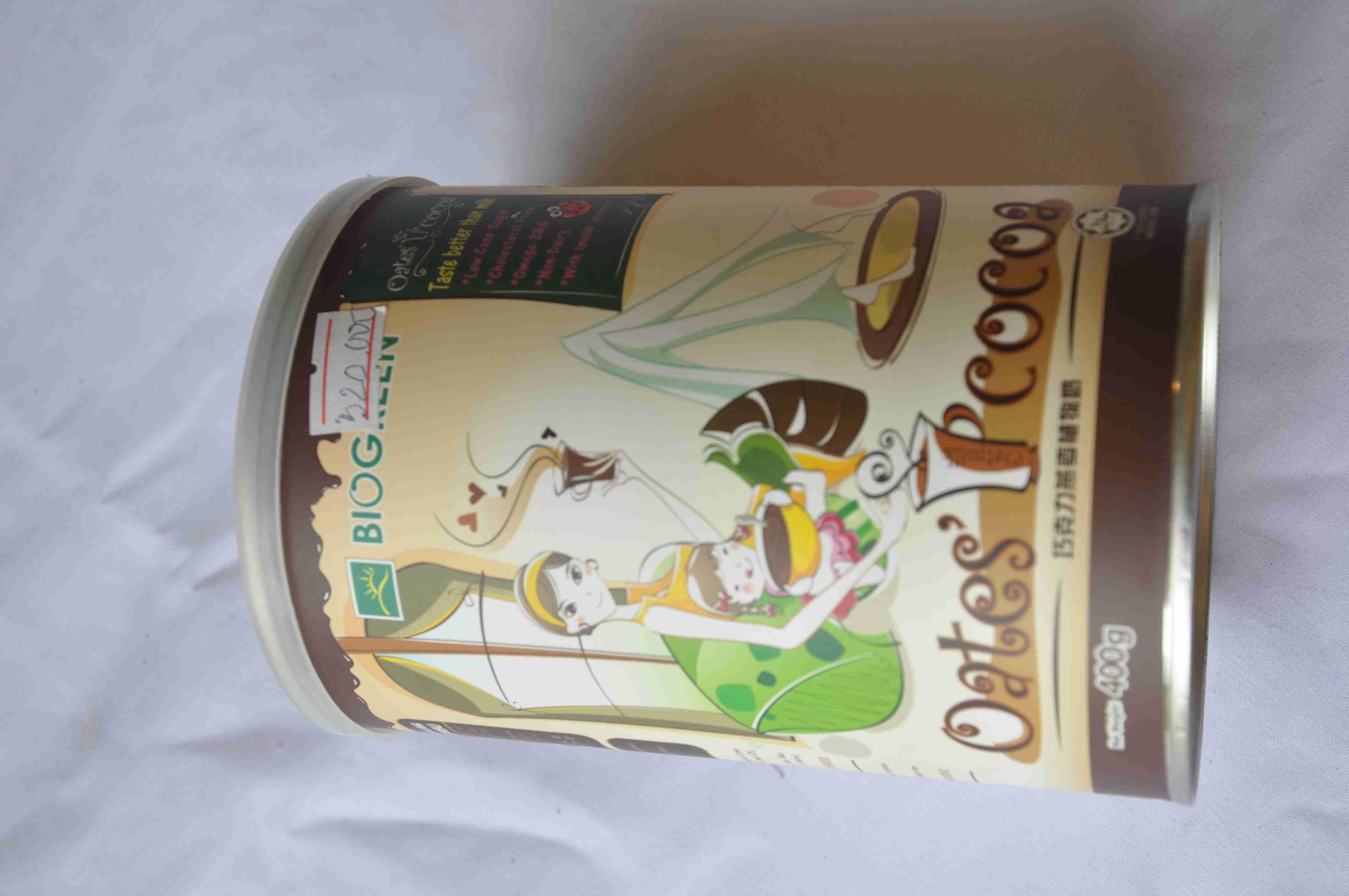 Sữa Yến Mạch Vị CACAO
