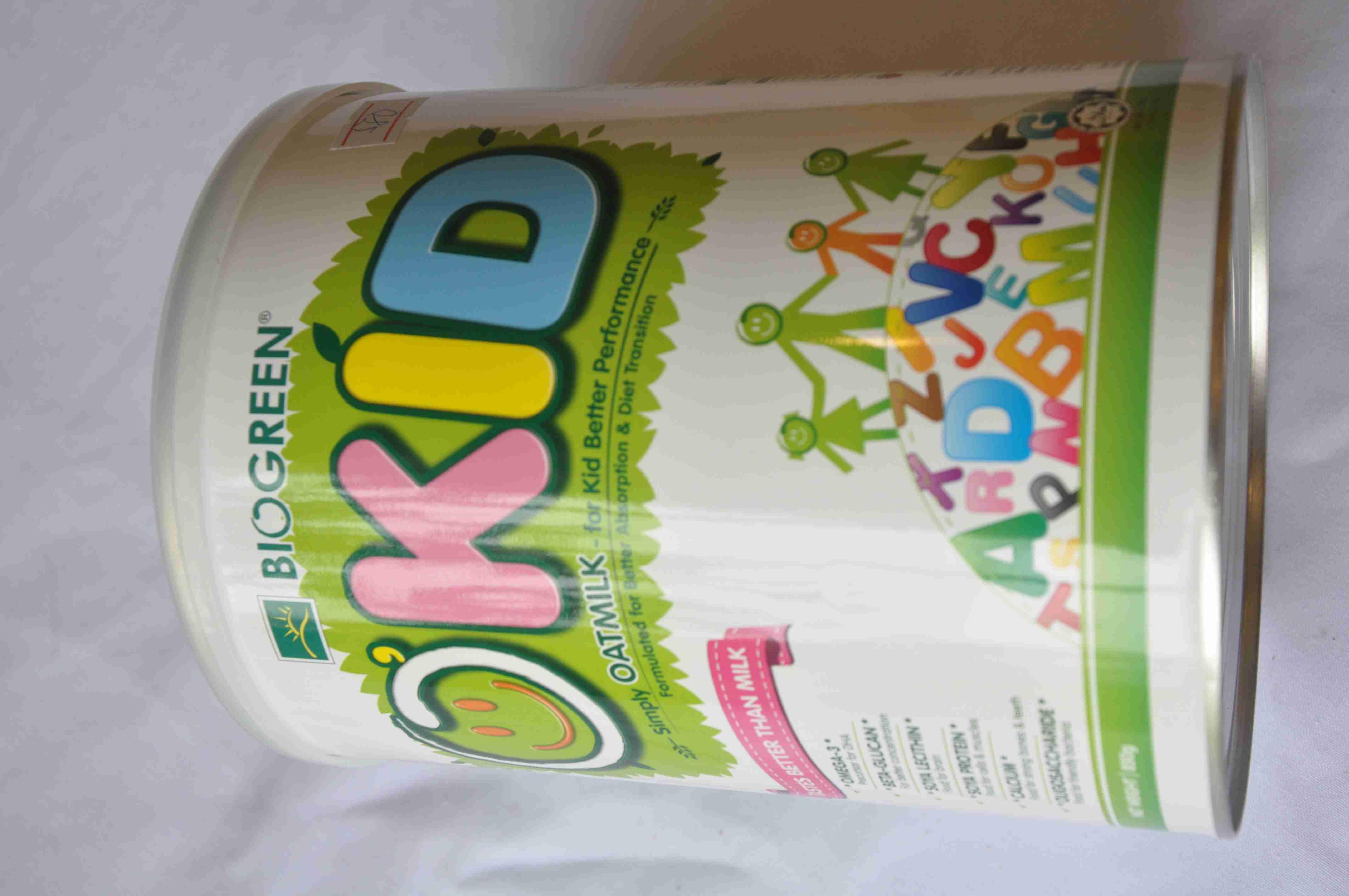 Sữa Yến Mạch BIO KID